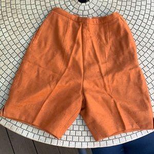 Joseph Magnin vintage shorts size 0 (?)